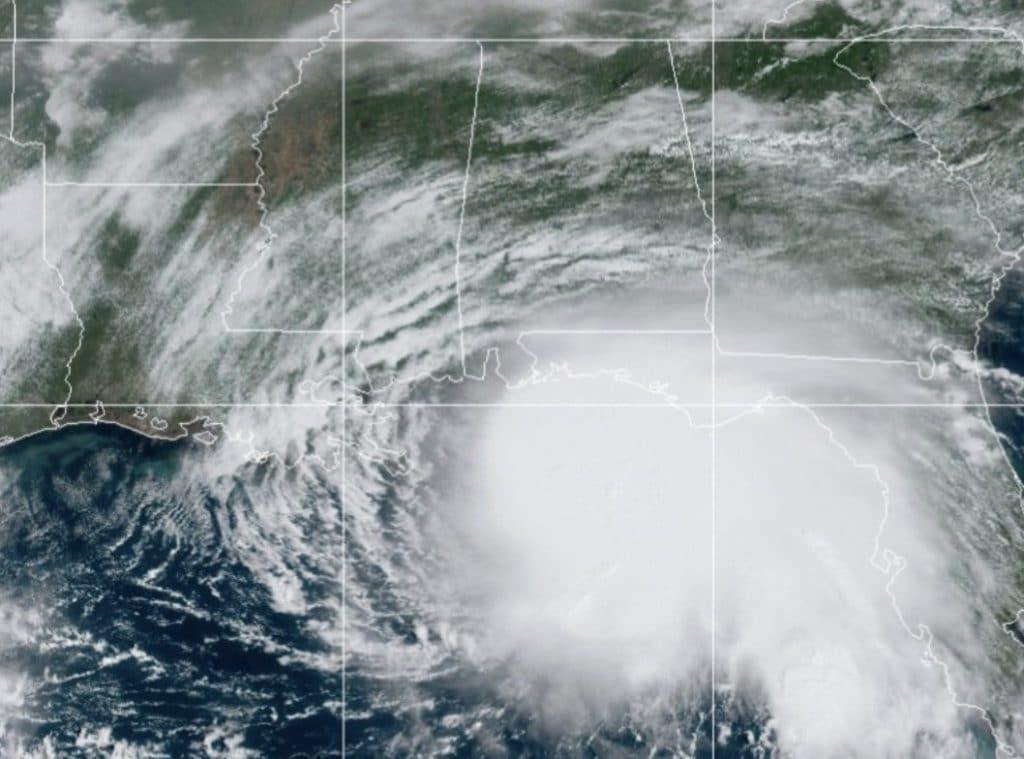 Mississippi coastal cities prepare for Hurricane Sally