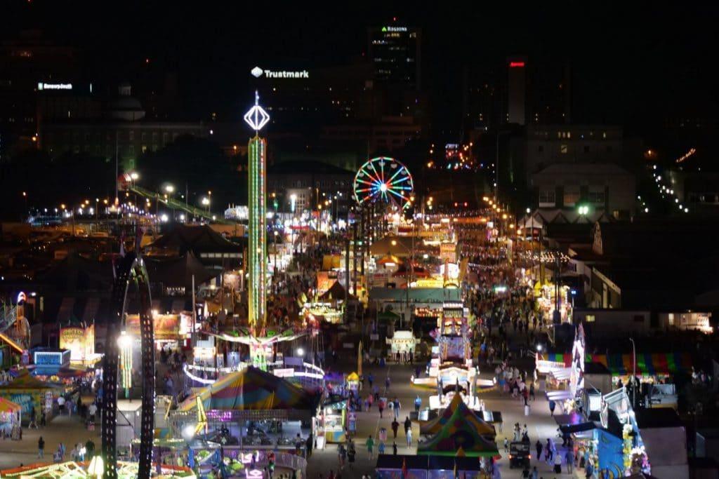 Gipson provides details on 2020 Mississippi State Fair