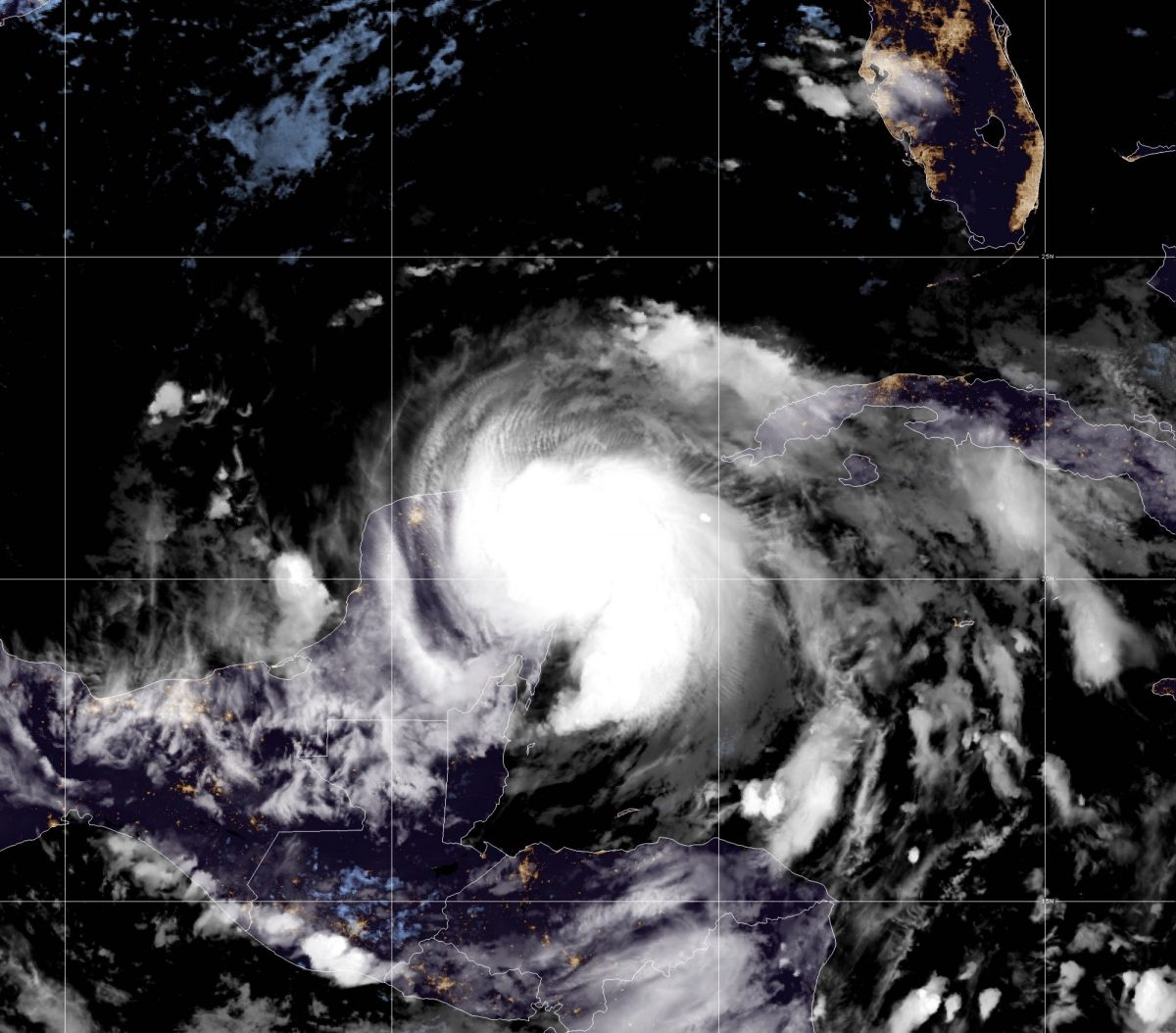 Hurricane Zeta update from MEMA