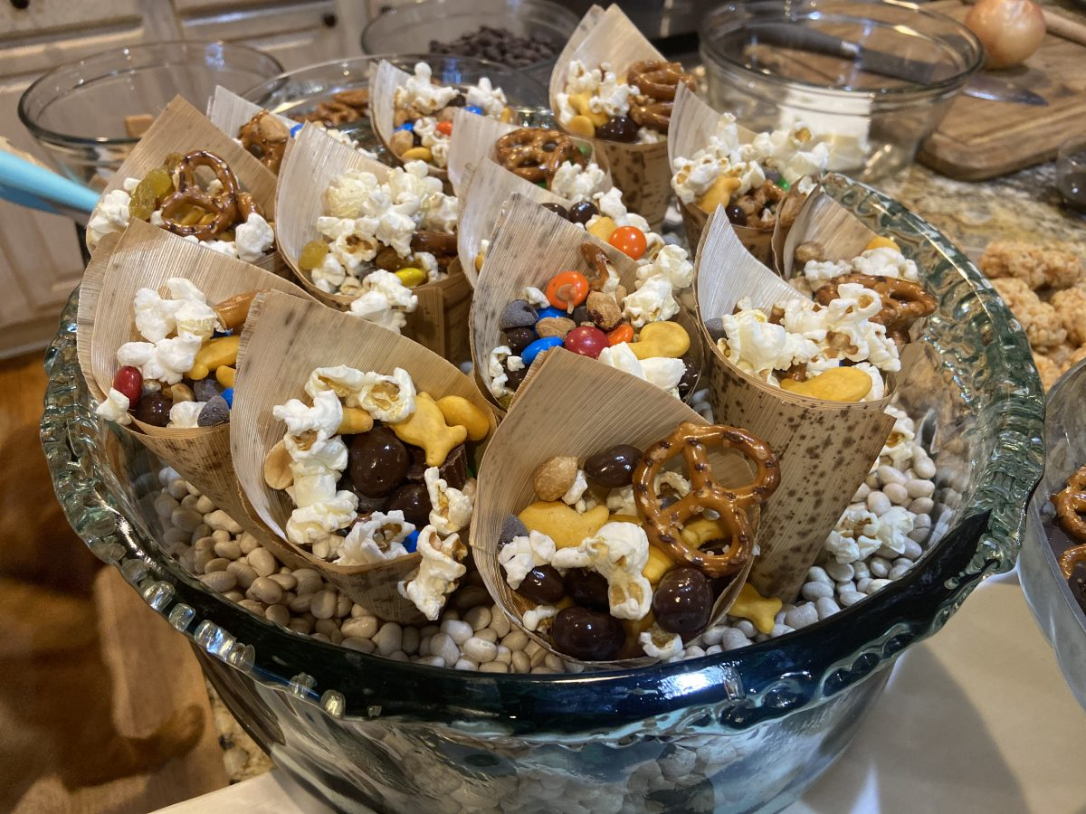 Election Night snacks from TODAY Show's Elizabeth Heiskell