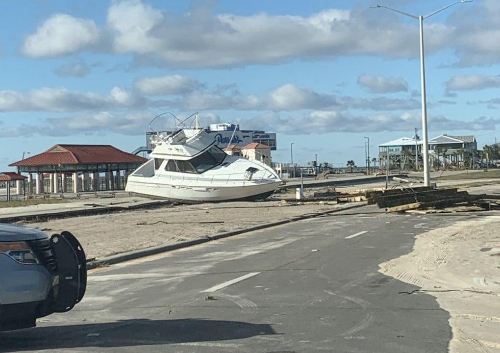 Restoration update on Hurricane Zeta