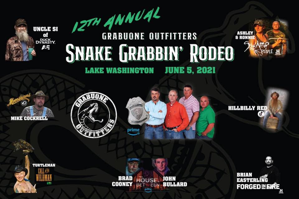 Snake Grabbin Rodeo